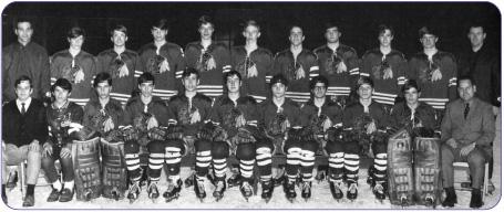 1970 Hockey State Champions