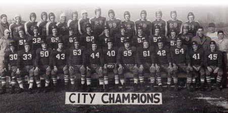 1951 SW Football Team